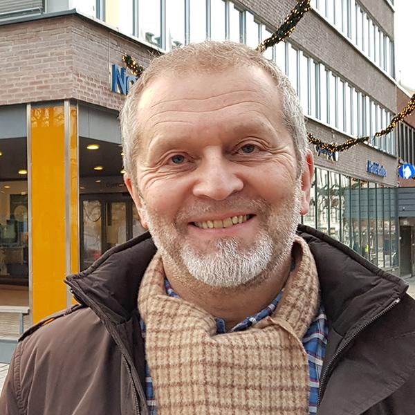 Øistein Wien : Salgsleder